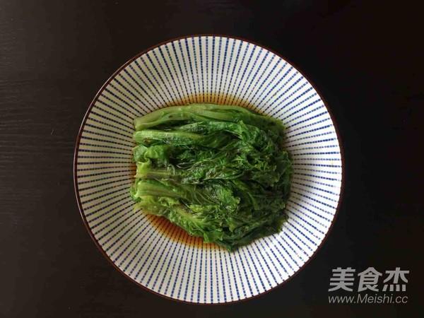 白灼生菜怎么做