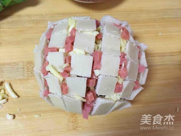 开花烤馒头的简单做法