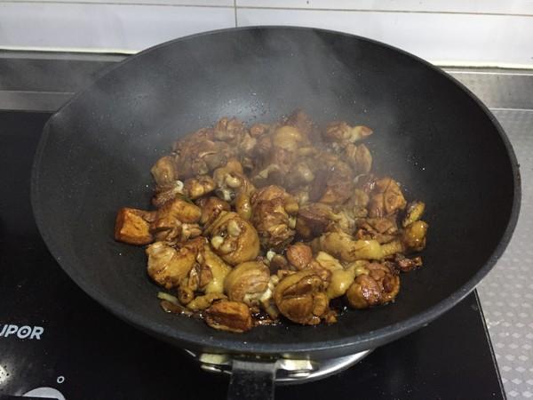 香菇鸡块怎么吃