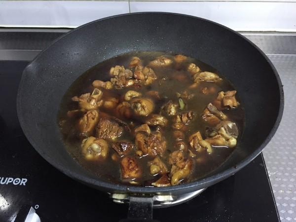 香菇鸡块怎么做