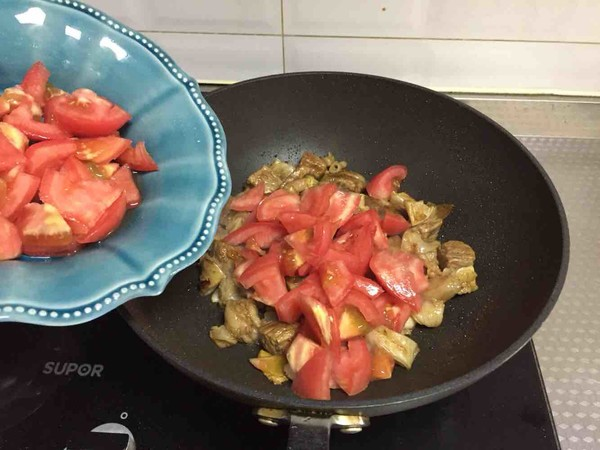 番茄牛腩怎么煮