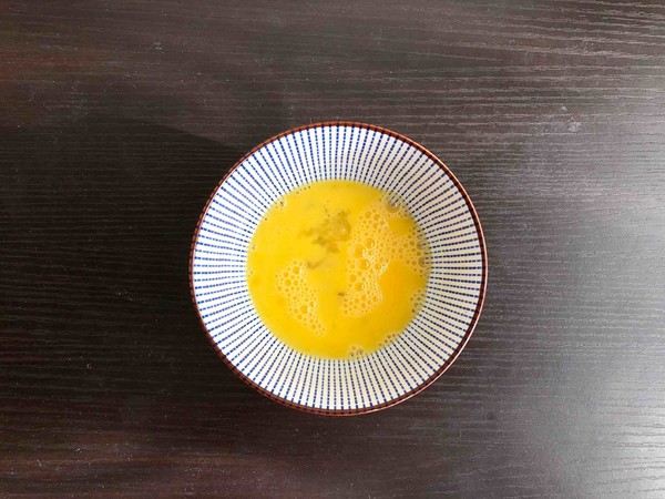 蛋香泡面饼的做法图解
