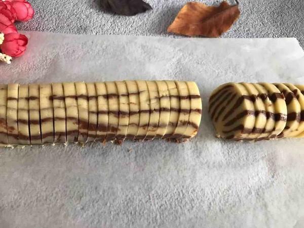云石曲奇饼干怎样做