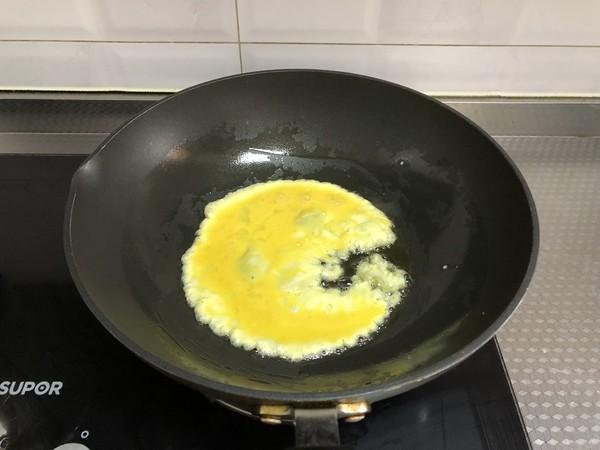 黑椒火腿炒饭的家常做法