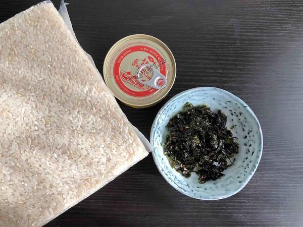 日式海苔饭团的做法大全