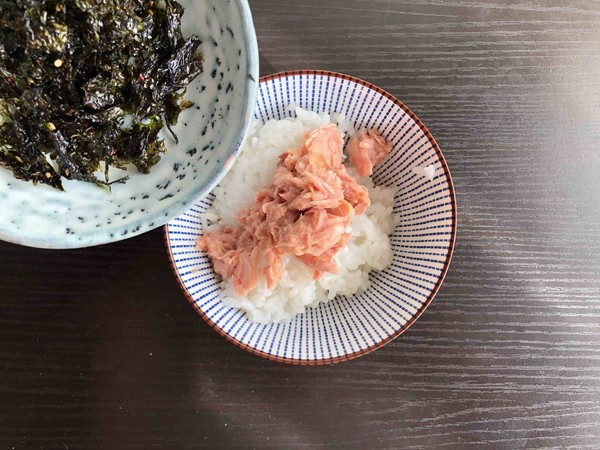 日式海苔饭团的简单做法
