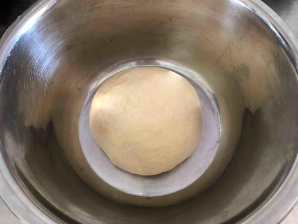 椰蓉餐包的做法图解