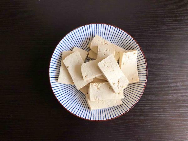 风味烤豆腐的做法图解