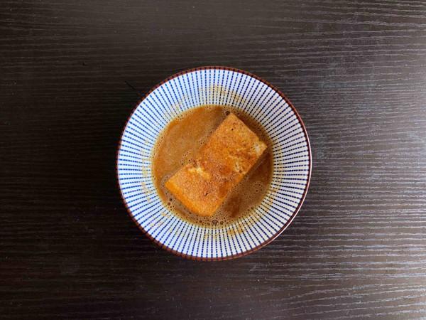 风味烤豆腐的简单做法