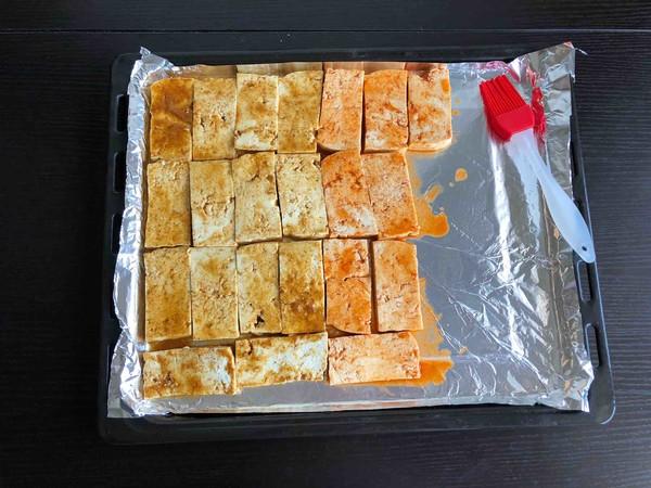 风味烤豆腐怎么吃