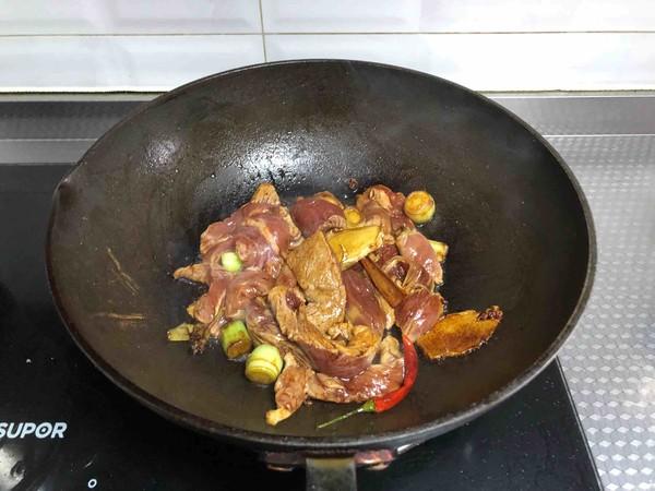 里脊肉干(香辣孜然)的简单做法