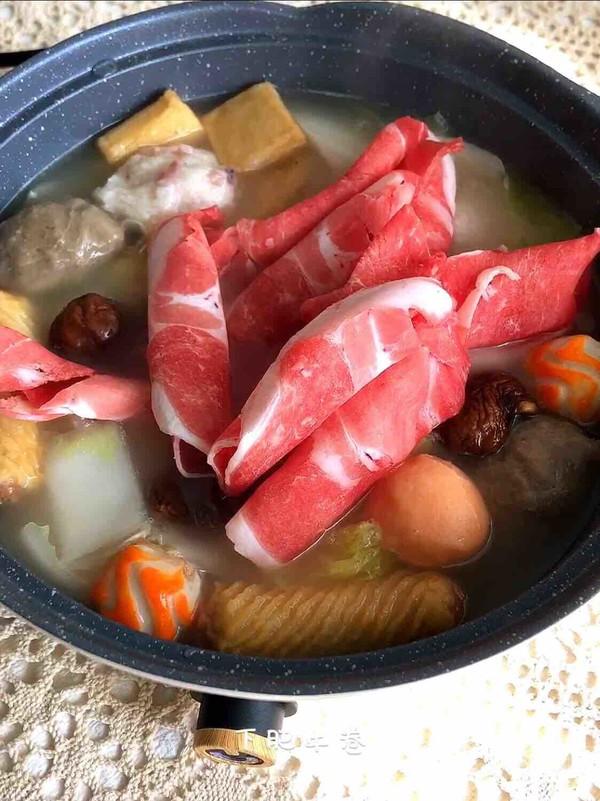 暖冬简易砂锅怎么做