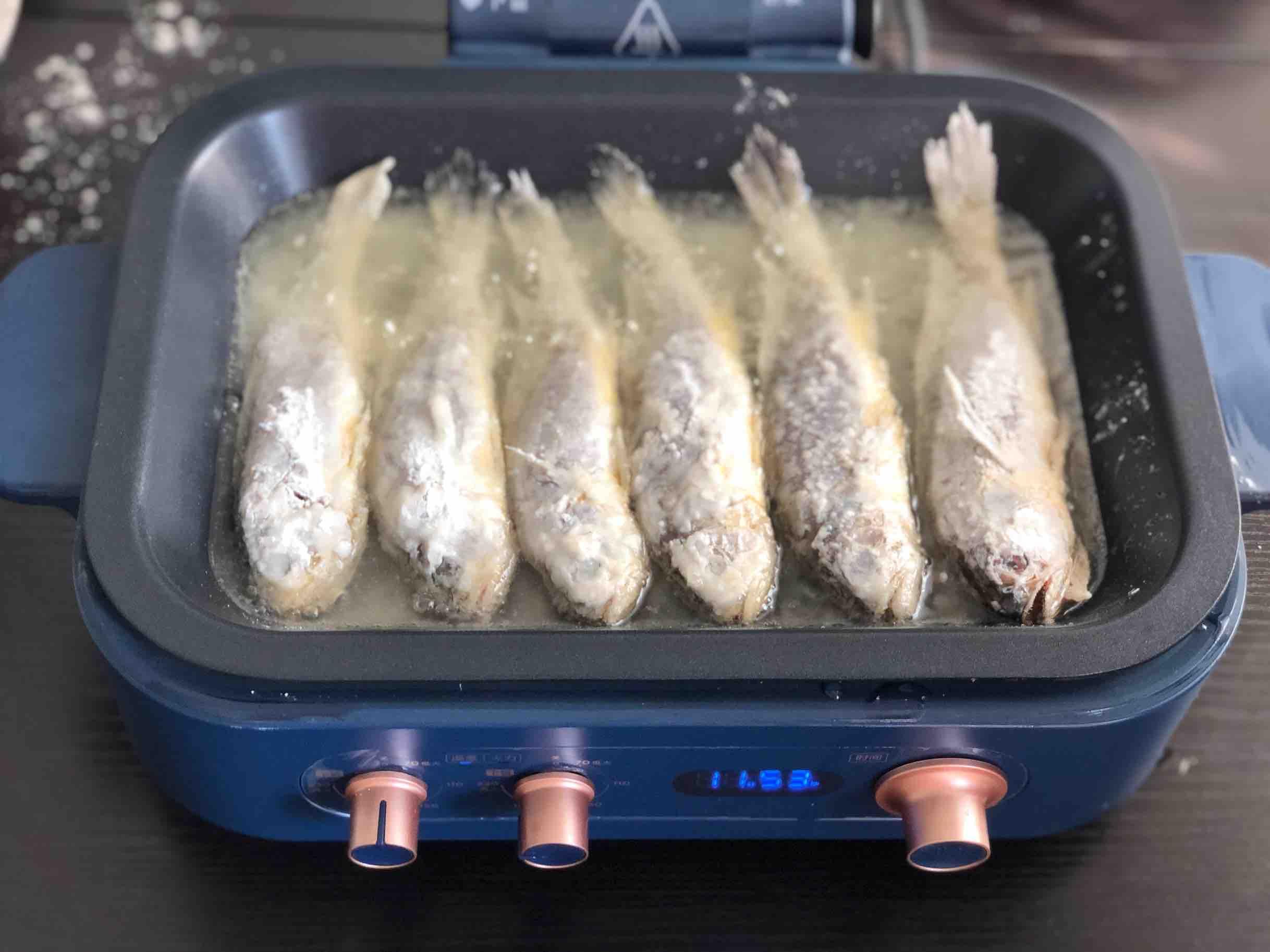 干炸小黄鱼怎么吃