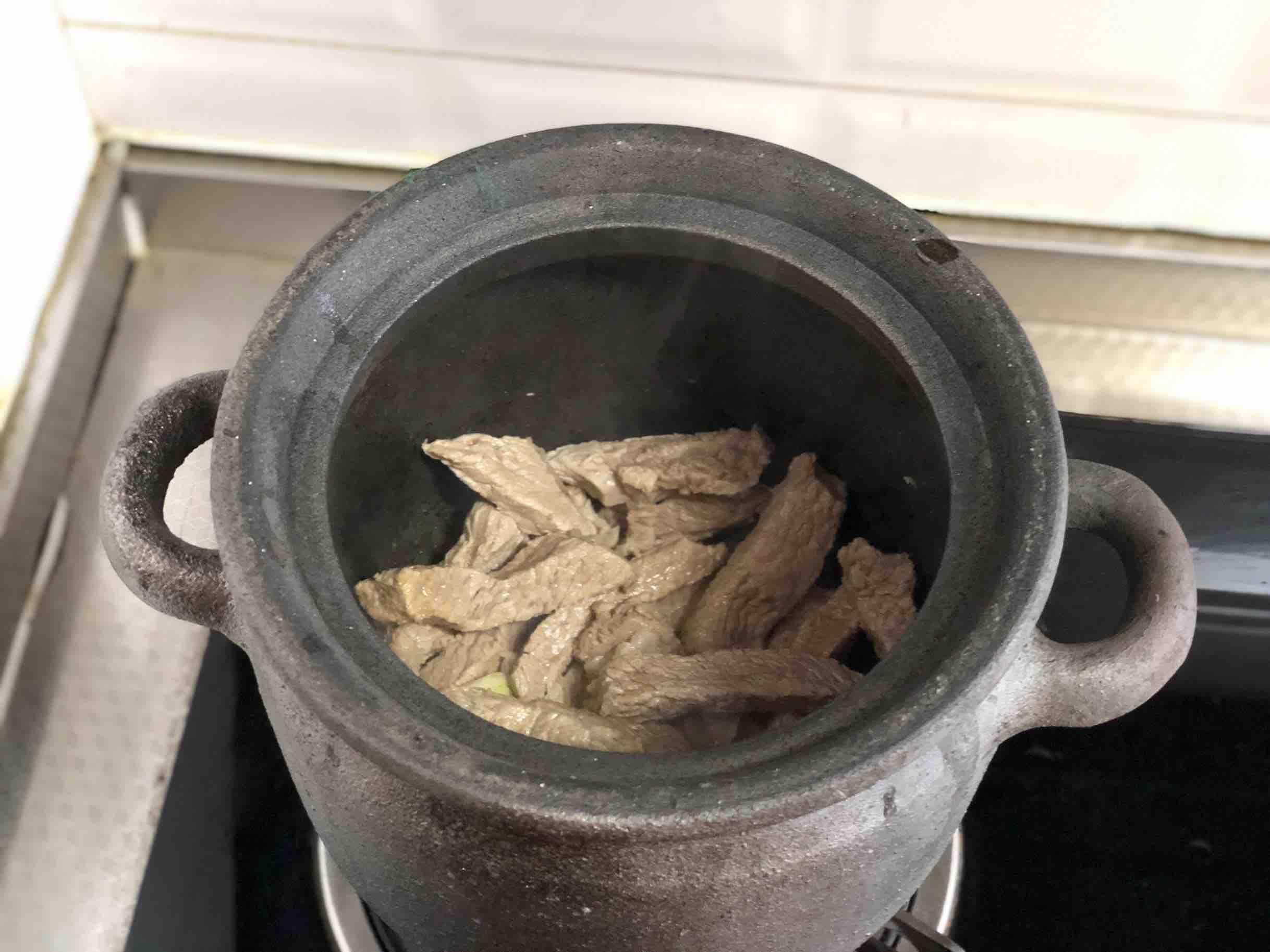 自制香辣牛肉干的步骤