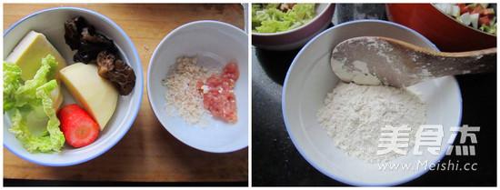婴儿疙瘩汤的做法大全