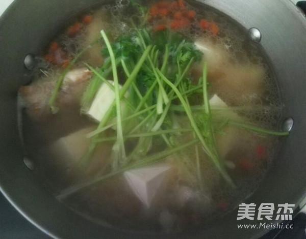 豆腐鱼头汤怎么吃