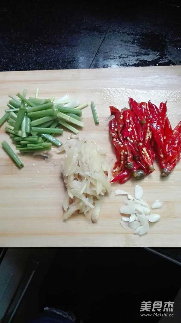 泡椒猪肝的简单做法