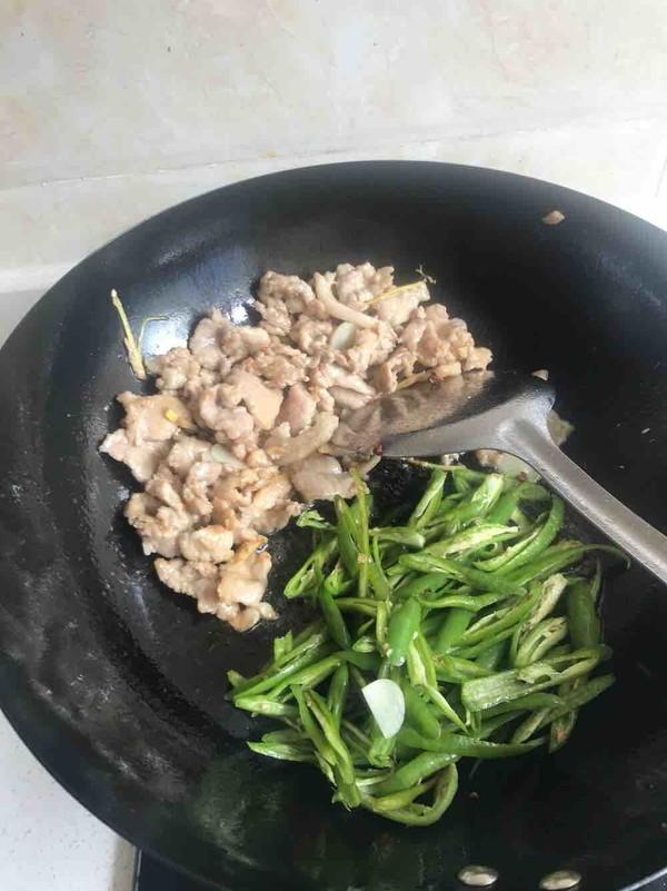青椒肉片怎么吃