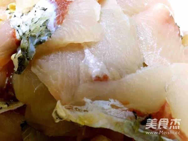 水煮鱼片的做法图解