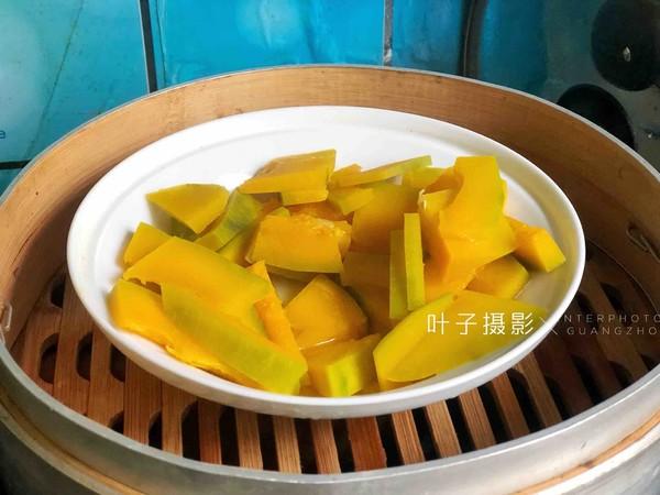 软糯香甜的南瓜包的做法大全