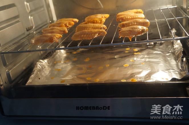 新奥尔良烤鸡翅怎么炖