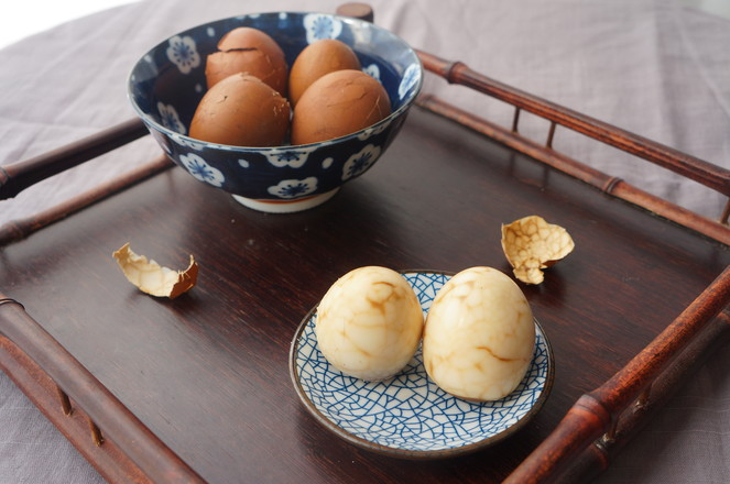 五香茶叶蛋怎么炖