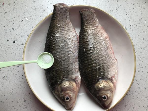 糖醋鲫鱼的做法图解