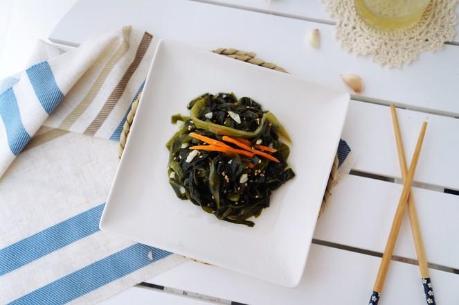 凉拌裙带菜怎么煮