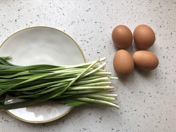 韭菜鸡蛋的做法大全