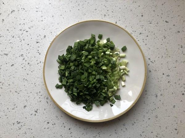 韭菜鸡蛋的做法图解