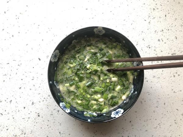 韭菜鸡蛋的简单做法