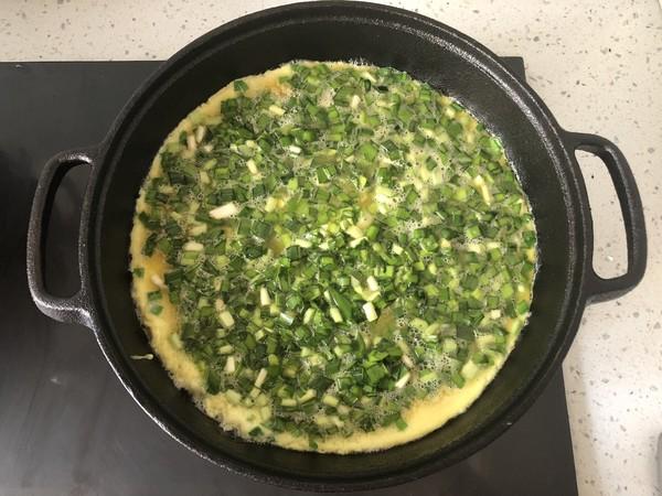 韭菜鸡蛋怎么吃