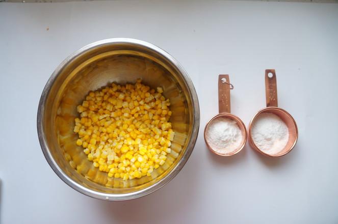 冰花玉米烙的家常做法