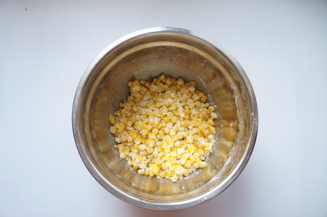 冰花玉米烙的简单做法
