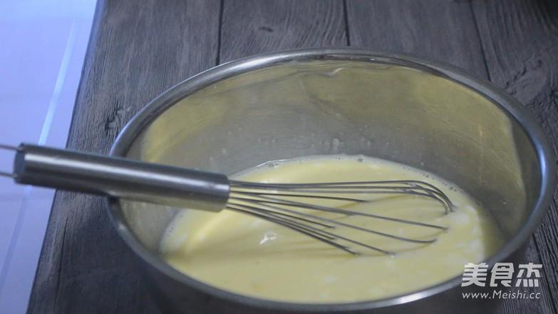 榴莲千层蛋糕的简单做法