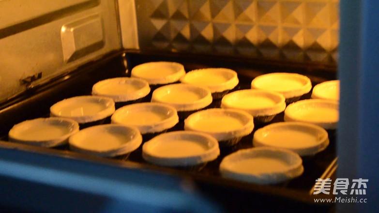 香嫩迷你蛋挞怎样做