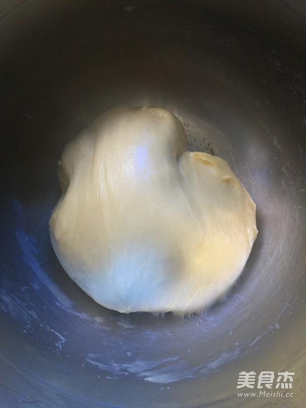 火腿芝士香葱面包怎么炒