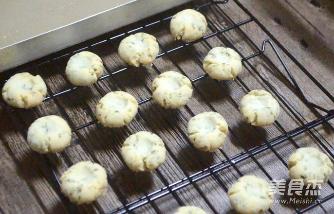 香葱饼干的制作