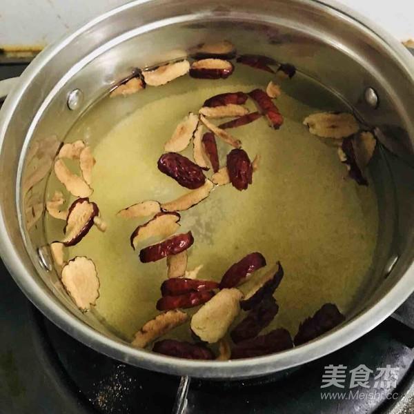 小米红枣粥的家常做法