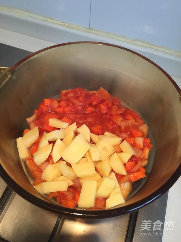 暖暖罗宋汤怎样煮