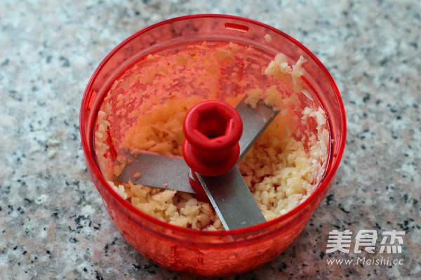 蒜蓉金钩蒸丝瓜的简单做法