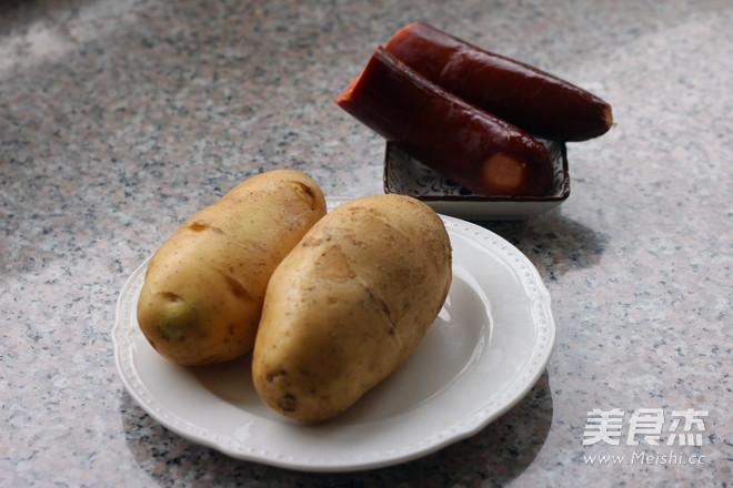 香肠风琴土豆的做法大全