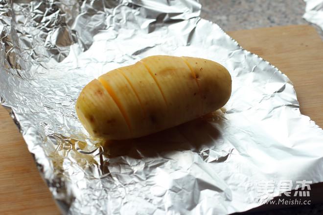 香肠风琴土豆怎么做
