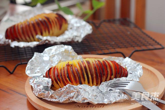 香肠风琴土豆怎样煮