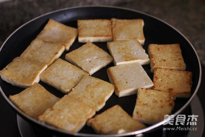 酱烤煎豆腐怎么炒