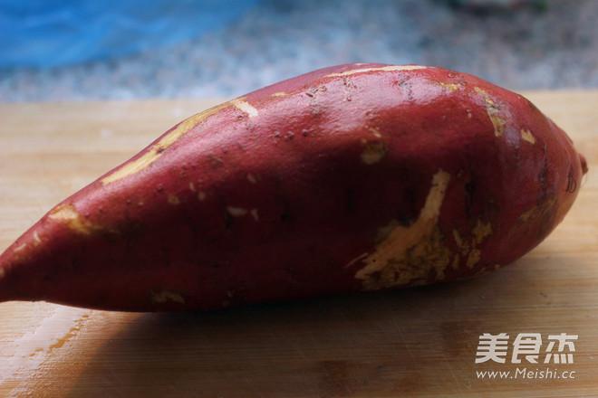 奶酪焗红薯的做法大全