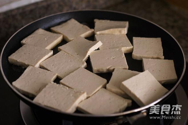 酱烤煎豆腐怎么做