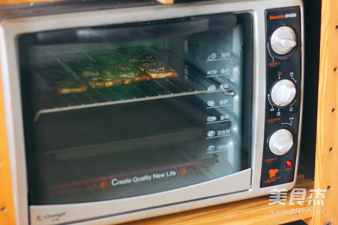 酱烤煎豆腐怎样做