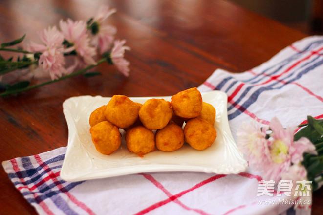 红薯丸子怎样做