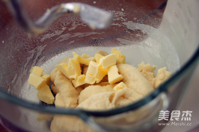 肉松面包卷怎么吃